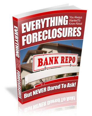 Product picture Foreclosure-How To Avoid The F  Word