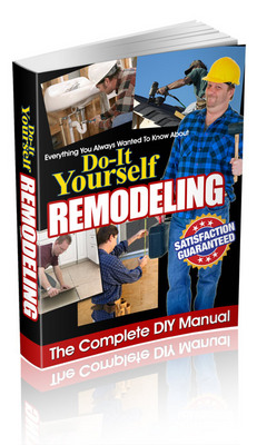 Product picture D I Y Remodeling-The Complete Guide