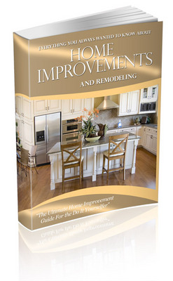 Product picture Home Improvements-The Complete Guide