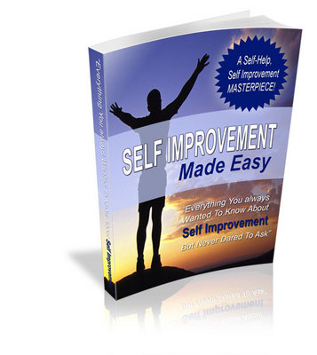 Product picture Self Improvement-How To Improve Yourself